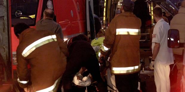 Accident mortel à Mouscron - La DH