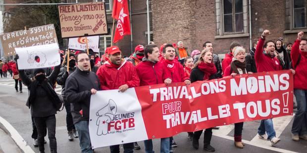 Grève, FGTB - Tout