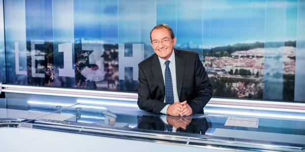 Bruno Masure insulte Jean-Pierre Pernaut - La DH