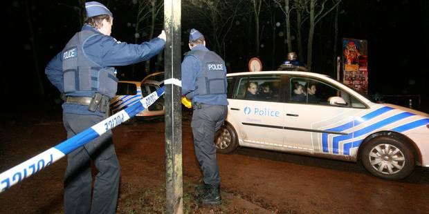 Marcinelle: poursuivis par la police, ils sautent du pont