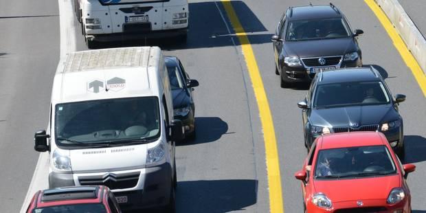 Gros embarras de circulation pour rejoindre Bruxelles - La DH