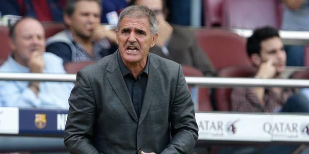 Las Palmas démet son entraîneur Paco Herrera - La DH