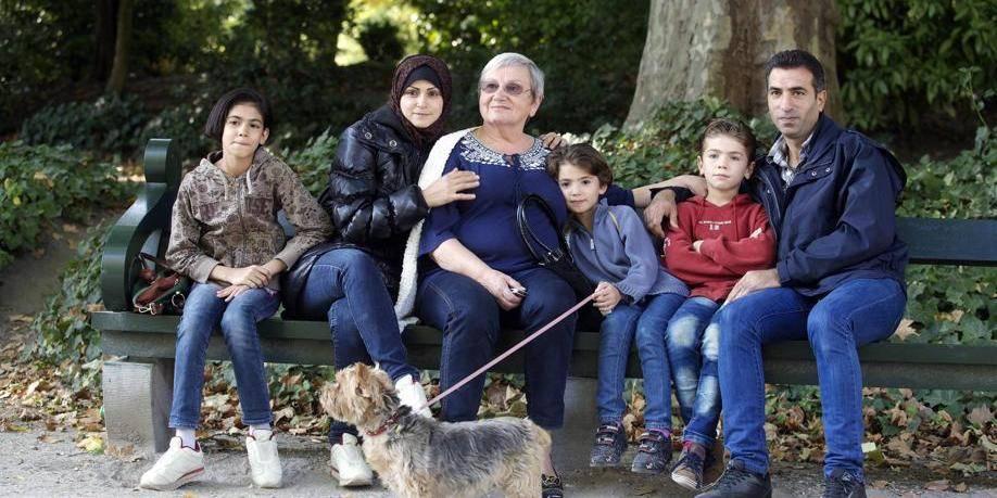 """La plate-forme """"WeCanHelp"""" recense une centaine d'offres d'aide aux réfugiés"""