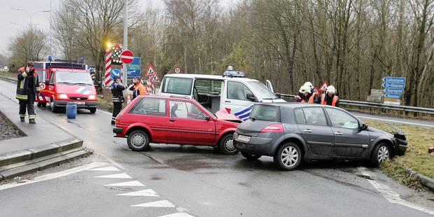 Saint-Ghislain: certains carrefours posent toujours problème - La DH