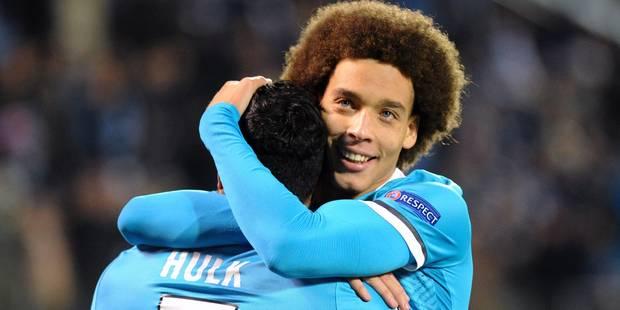 Belges à l'étranger: Hazard et Chelsea trébuchent encore, Witsel participe à la fête du Zénith (VIDEO) - La DH