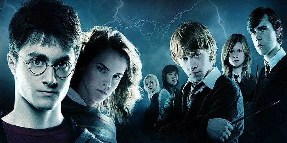 Le grand huit pour Harry Potter