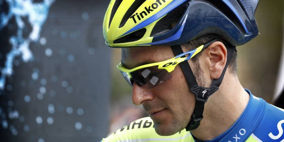 Ivan Basso se recase chez Tinkoff