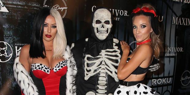 Halloween: le bal des horreurs a commencé (PHOTOS) - La DH