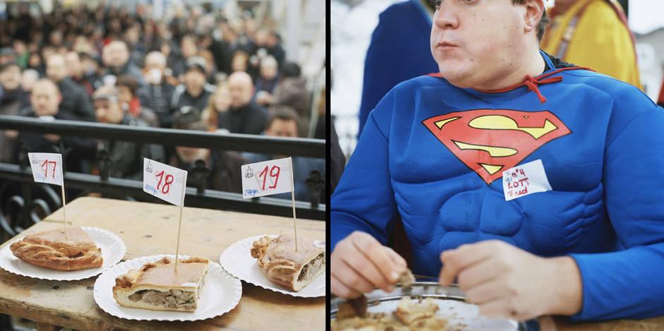 """Trois ans dans l'univers des concours de """"plus gros mangeurs"""""""