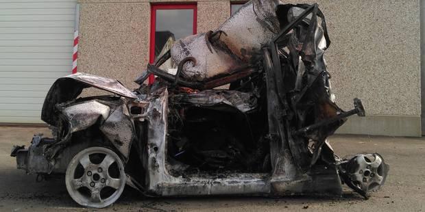 Accident mortel sur la e411 libin le corps a t identifi - Accident de voiture coup du lapin ...