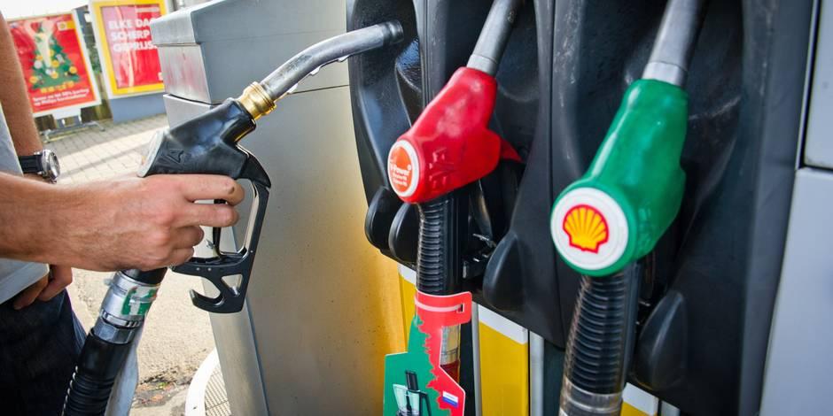 L'essence, le diesel et le mazout de chauffage plus onéreux ce mercredi