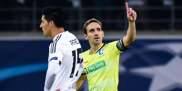 Kums dans l'équipe de la semaine en Ligue des Champions - La DH