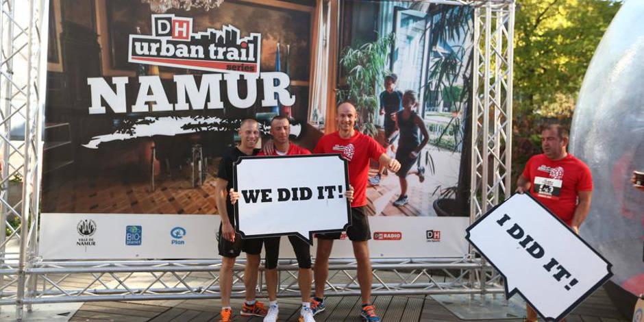 Quelque 2.500 coureurs attendus au 2e DH Namur Urban Trail