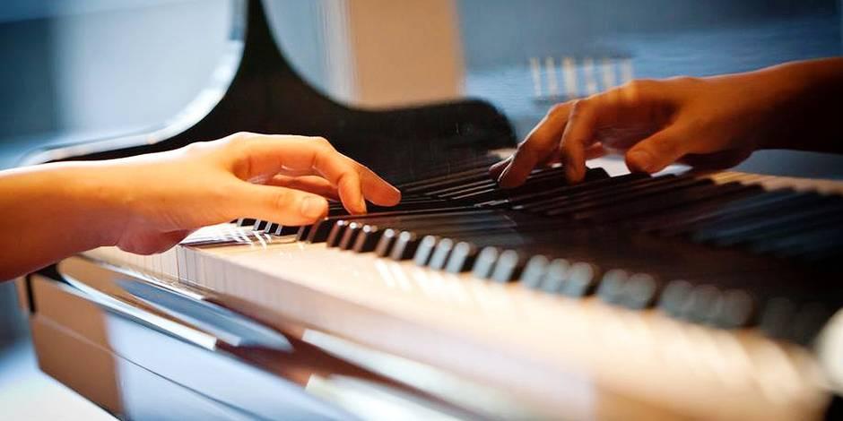 Le piano à discorde