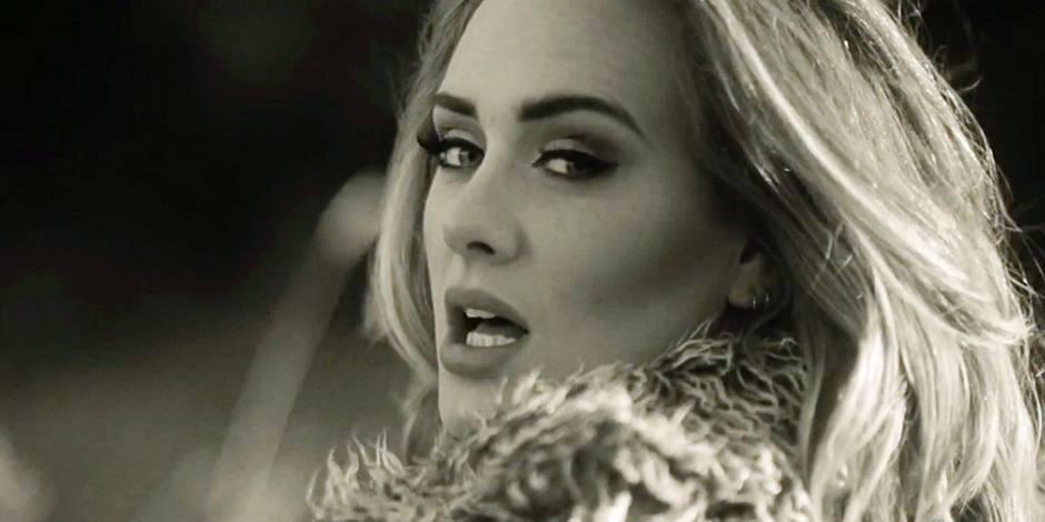 Adele, accusée de plagiat pour Hello