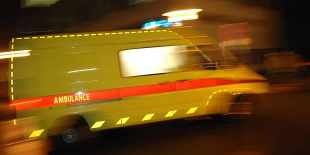 Délit de fuite à Liège: la police lance un avis de recherche - La DH