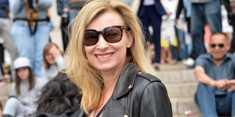 Valérie Trierweiler se trouve trop sexy pour son ex!
