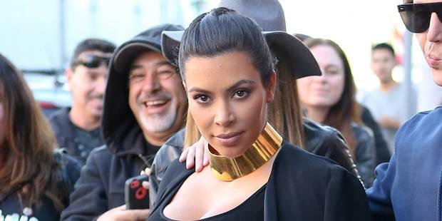 Kim Kardashian, enceinte et bien capricieuse ! - La DH