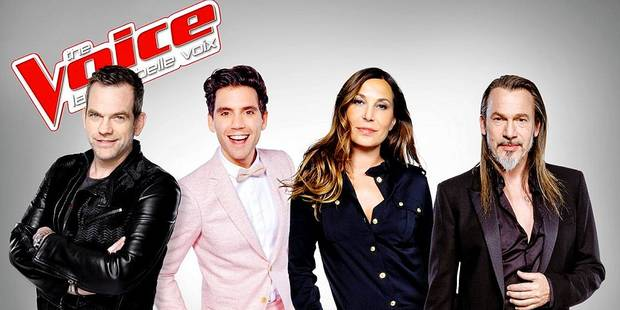 The Voice : Les 1e auditions à l'aveugle - La DH