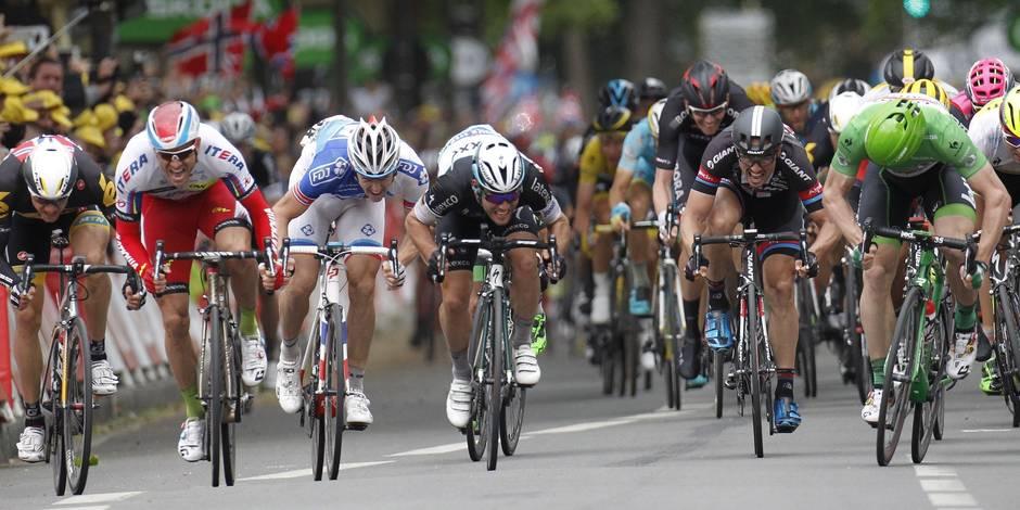 Tour de France: Le Danemark veut le Grand Départ en 2018