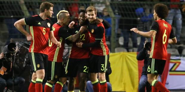 Des Diables rouges aux deux visages s'offrent une victoire de prestige face à l'Italie (3-1) - La DH