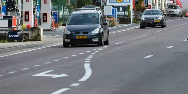 Martelange: un conducteur perd la vie sur la N4 - La DH
