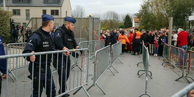 Belgique - Espagne : Supporters, venez tôt, et sans sac - La DH