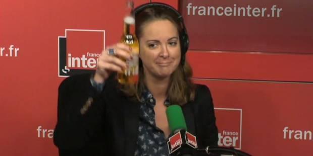 """Charline Vanhoenacker: """"Si vous n'aimez pas le rock, l'alcool et le sexe, n'en dégoutez pas les autres"""" (VIDEO) - La DH"""