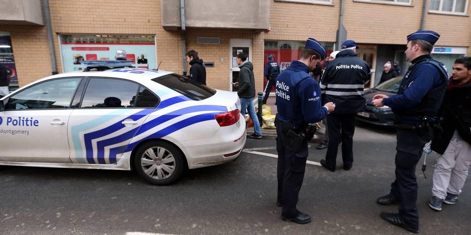 Molenbeek: des produits chimiques et des explosifs découverts suite aux perquisitions