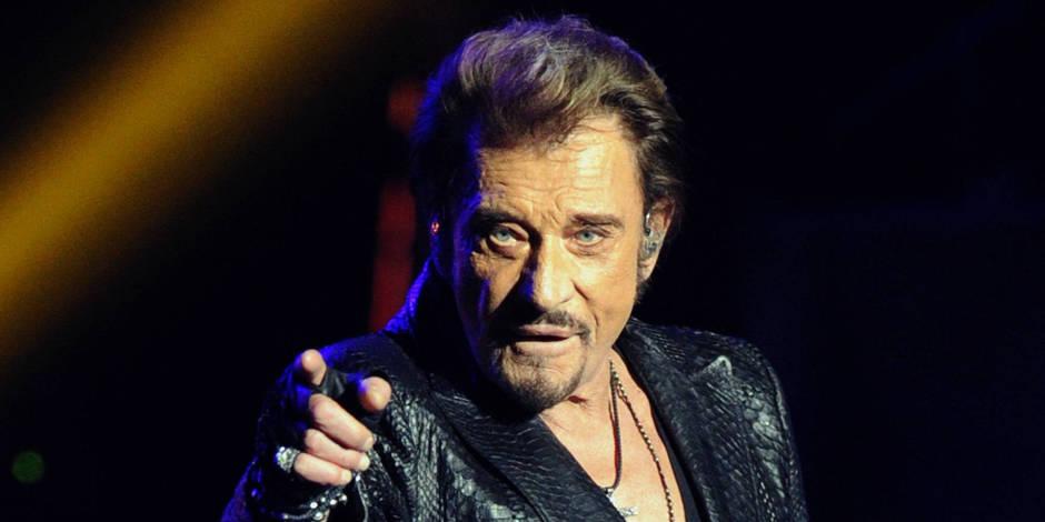 "Johnny Hallyday : ""Si je n'étais pas chanteur, j'irais combattre les djihadistes"""