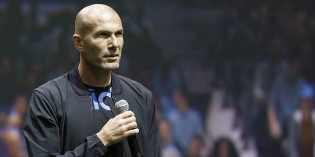 Le Real dans la tourmente, Zidane en recours? - La DH