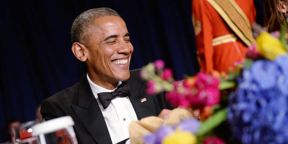 Barack Obama devient chanteur... sur le nouvel album de Coldplay