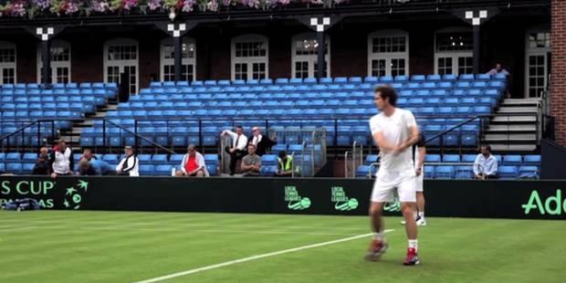 Andy Murray vous explique les secrets de son revers... - La DH