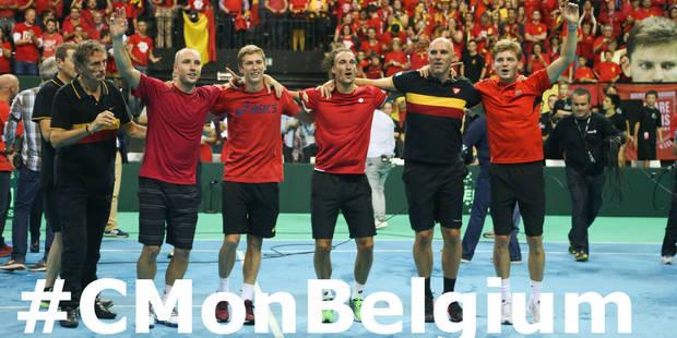 Quizz: connaissez-vous bien le tennis belge ? - La DH