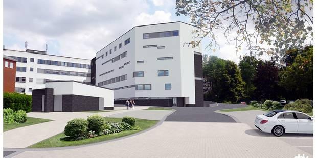Centre hospitalier de Nivelles: une extension à 18 millions - La DH