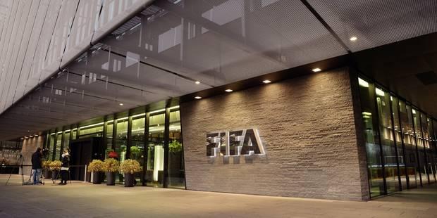 Corruption à la Fifa: deux hauts cadres arrêtés - La DH