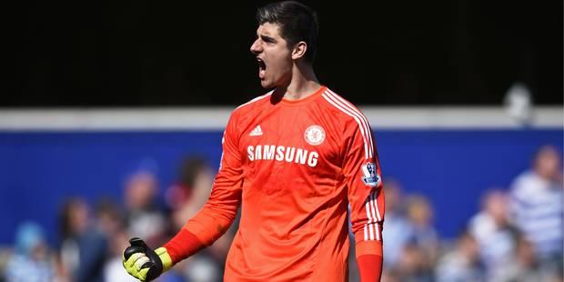 Thibaut Courtois dans la sélection de Chelsea pour la première fois depuis sa blessure - La DH