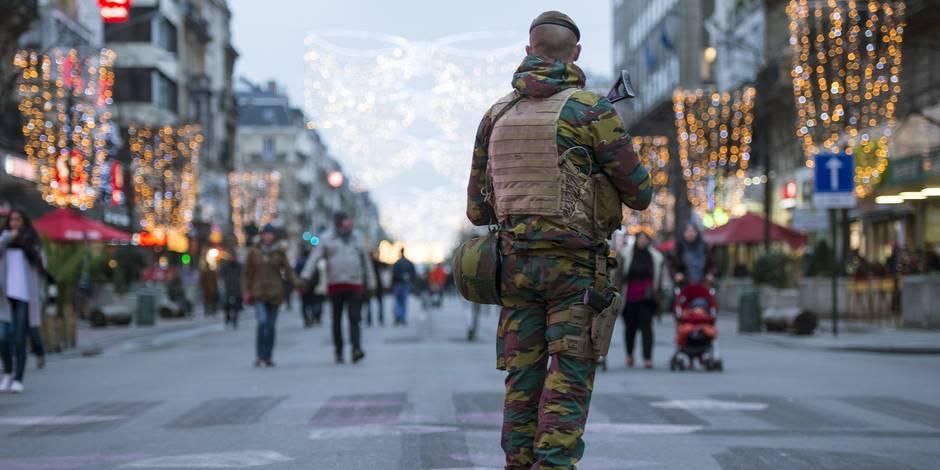 Exclusif: voici le SMS qui a plongé Bruxelles dans la terreur !