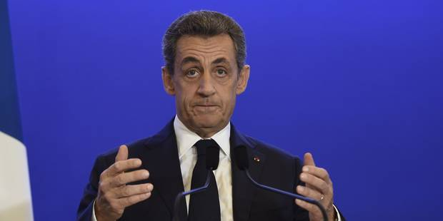"""Sarkozy: """"Je refuse toute fusion ou tout retrait des listes de droite"""" - La DH"""