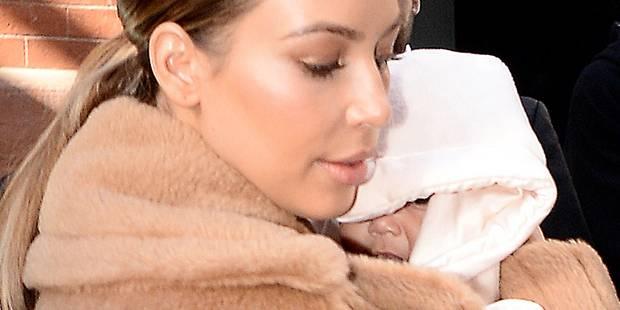 On connaît un des prénoms du petit Kardashian - La DH
