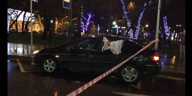Russie: 5 blessés par un engin explosif artisanal à un arrêt de bus à Moscou - La DH