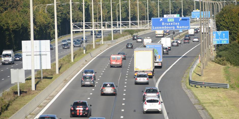 les belges favorables un r gime de vitesse la fran aise sur les autoroutes et vous. Black Bedroom Furniture Sets. Home Design Ideas