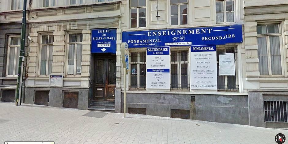 Saint-Gilles: une école annule les examens suite à la menace d'attentat!