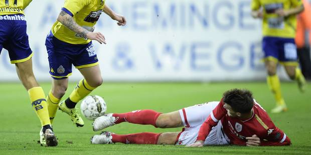 Deux matches de suspension pour Arslanagic: Le Standard va en appel - La DH