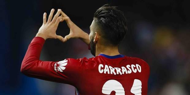 La passe décisive de Yannick Carrasco (VIDEO) - La DH