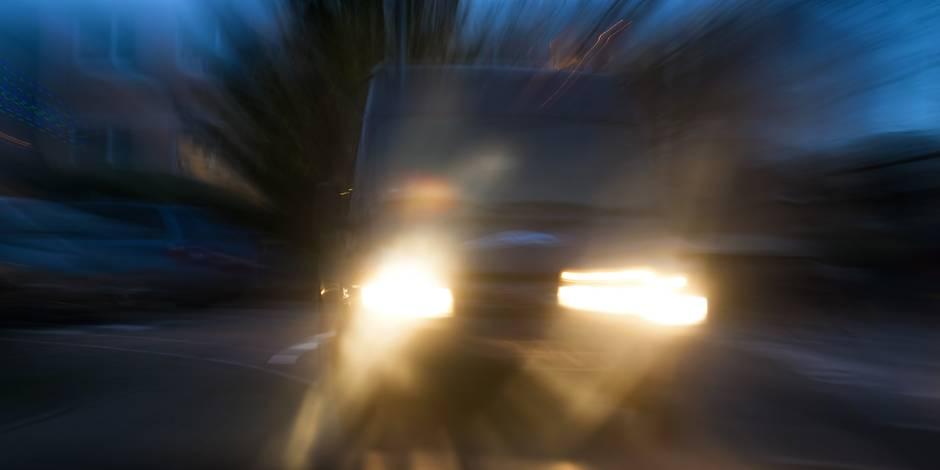 Les conducteurs fantômes sèment la zizanie sur les routes (INFOGRAPHIES) - La DH