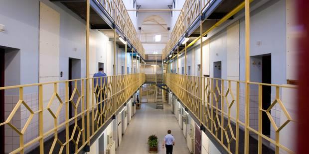 La CGSP dépose un préavis de grève pour toutes les prisons du pays - La DH
