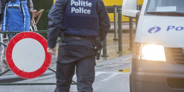 Menace terroriste: trois perquisitions effectuées à Bruxelles ce jeudi matin - La DH