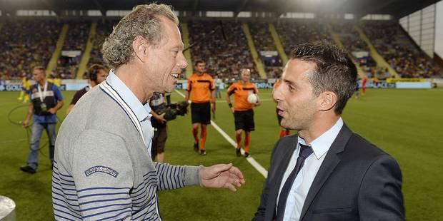 "Ferrera: ""Sans Michel, je ne serais pas là"" - La DH"