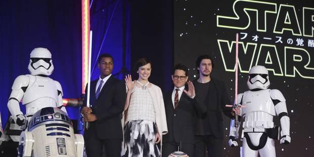 """Qui est qui dans """"Star Wars"""": petit m�mo avant le """"R�veil de la force"""" - DH.be"""